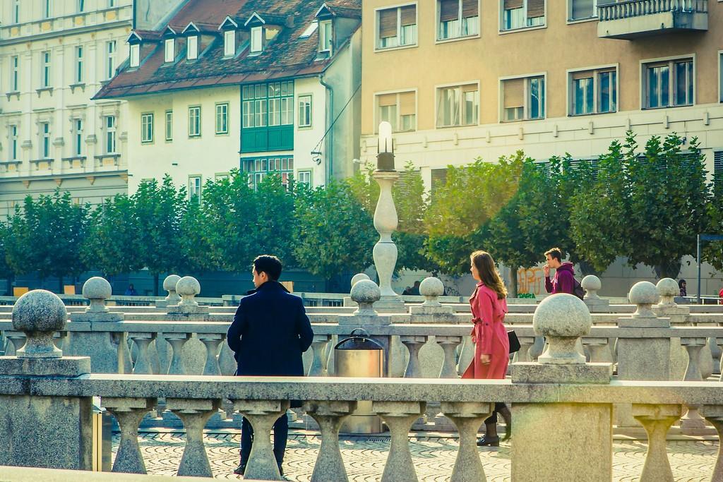 斯洛文尼亚首都卢布尔雅那(Ljubljana), 城市风貌_图1-29