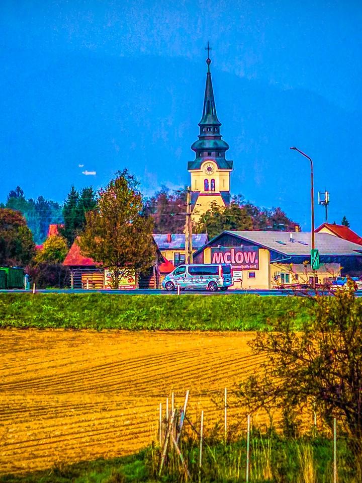 克罗地亚旅途,乡村小城_图1-30