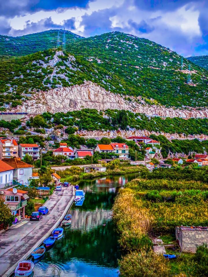 克罗地亚旅途,乡村小城_图1-9