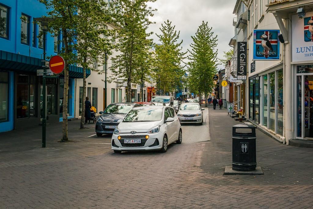 冰岛雷克雅未克(Reykjavík),城市街道_图1-11