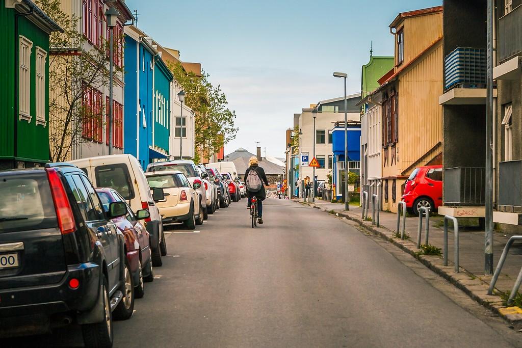 冰岛雷克雅未克(Reykjavík),城市街道_图1-8