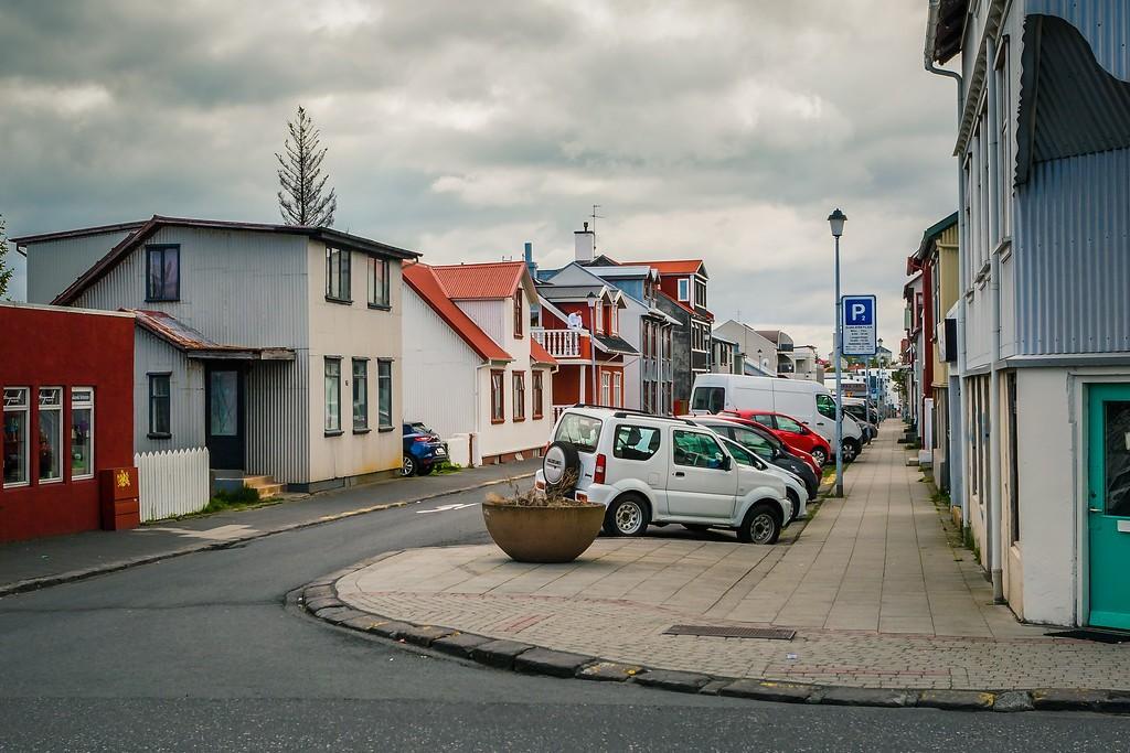 冰岛雷克雅未克(Reykjavík),城市街道_图1-3