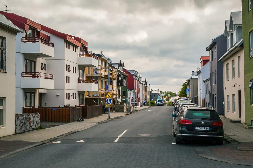 冰岛雷克雅未克(Reykjavík),城市街道_图1-4