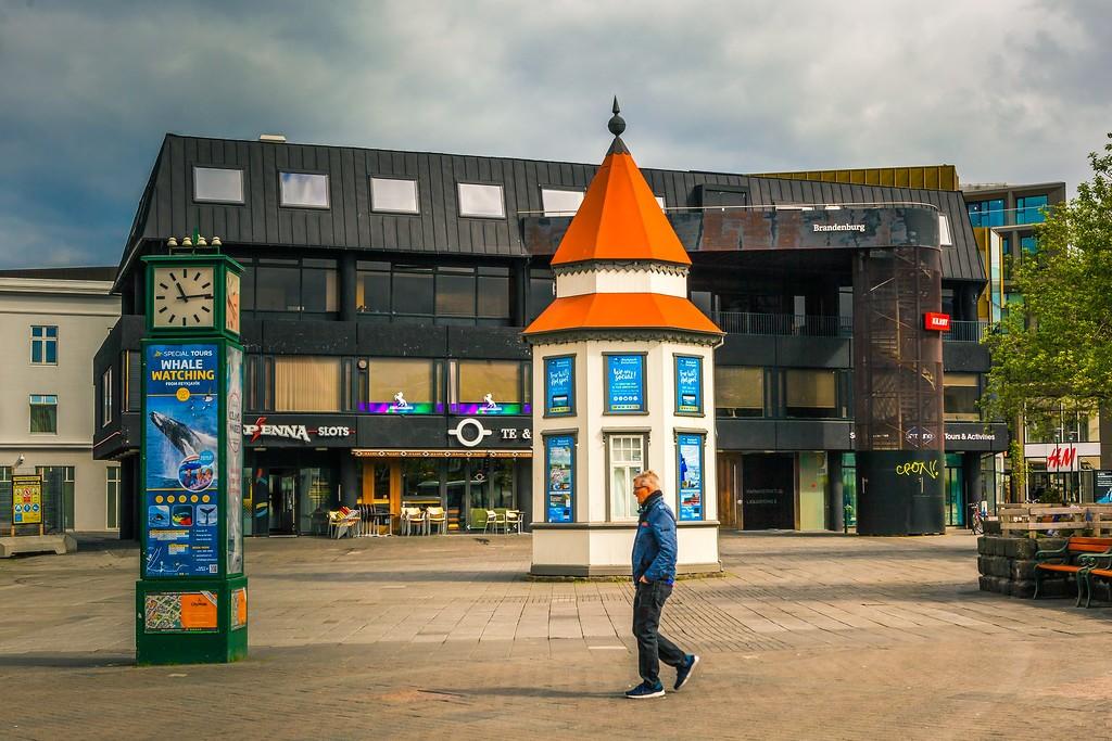 冰岛雷克雅未克(Reykjavík),城市街道_图1-13