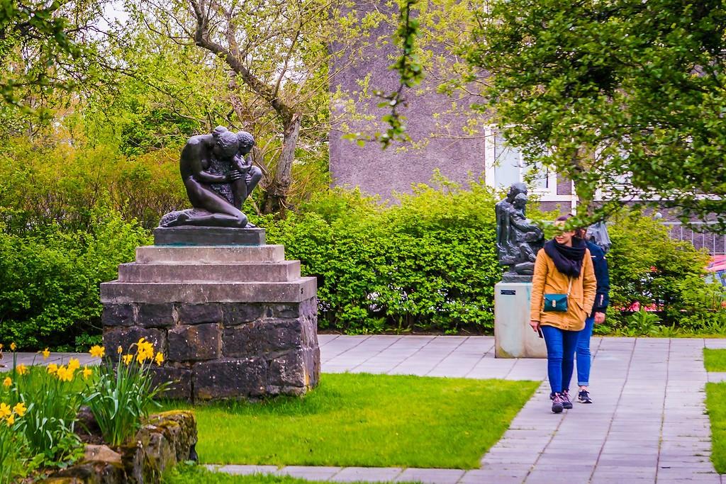 冰岛雷克雅未克(Reykjavík),城市街道_图1-15