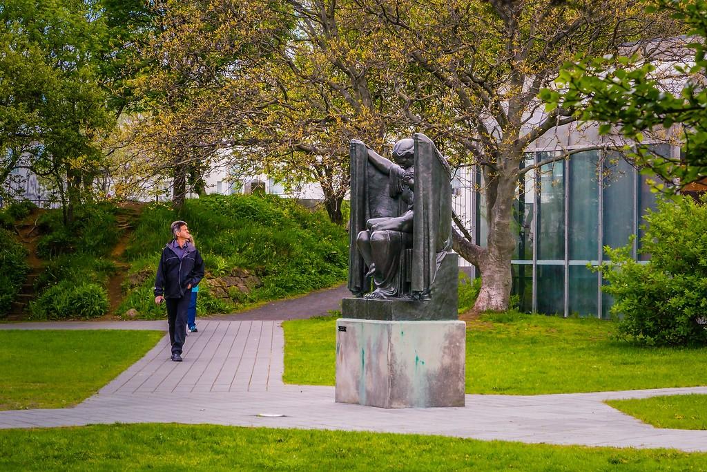 冰岛雷克雅未克(Reykjavík),城市街道_图1-19