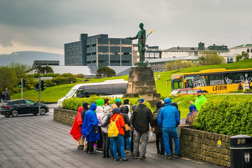 冰岛雷克雅未克(Reykjavík),城市街道_图1-23