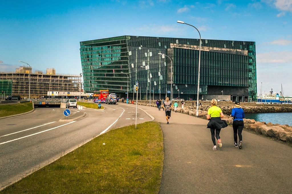 冰岛雷克雅未克(Reykjavík),城市街道_图1-27