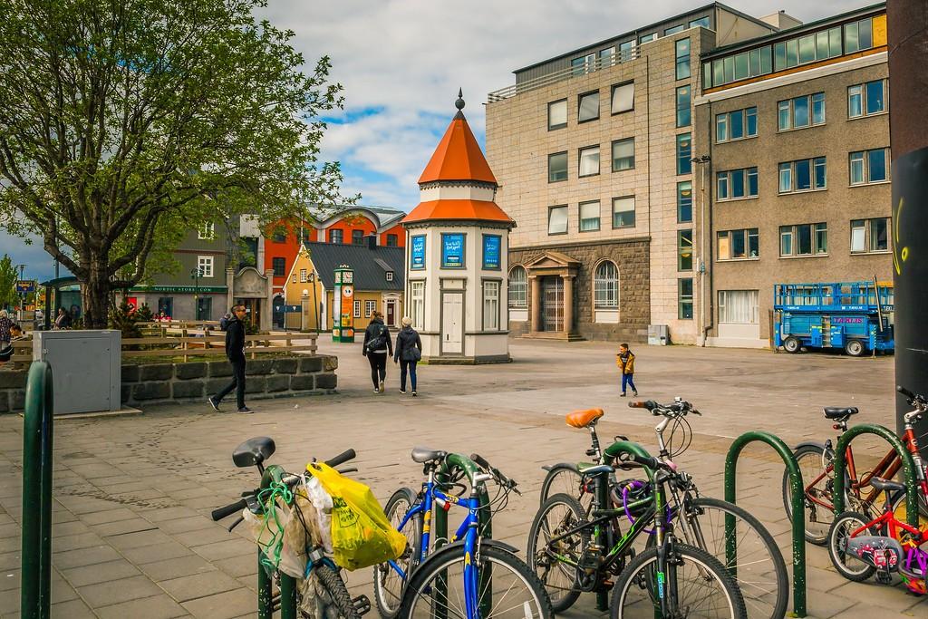 冰岛雷克雅未克(Reykjavík),城市街道_图1-26