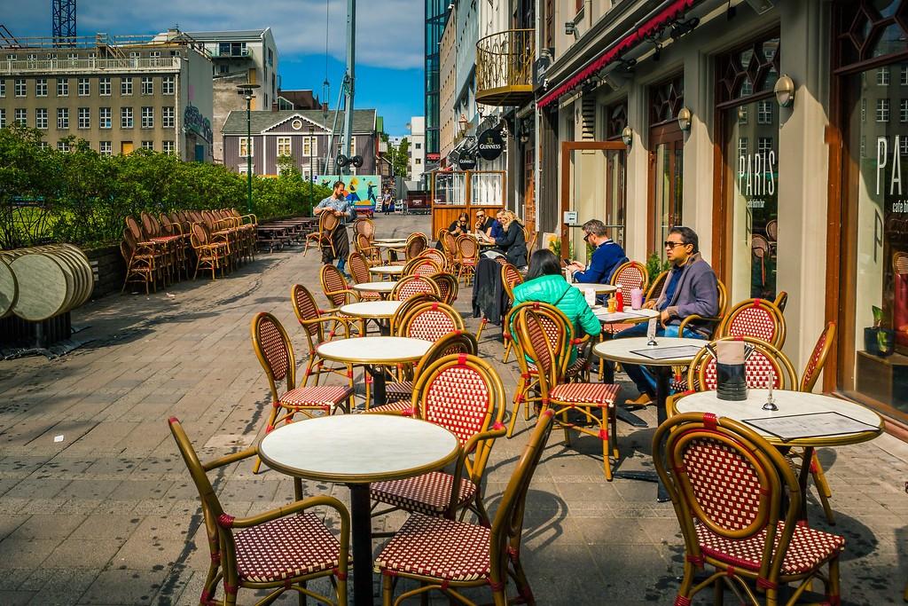 冰岛雷克雅未克(Reykjavík),城市街道_图1-29