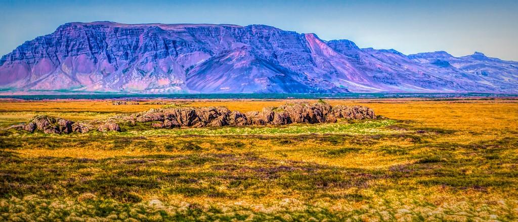 冰岛风采,彩色画布_图1-15