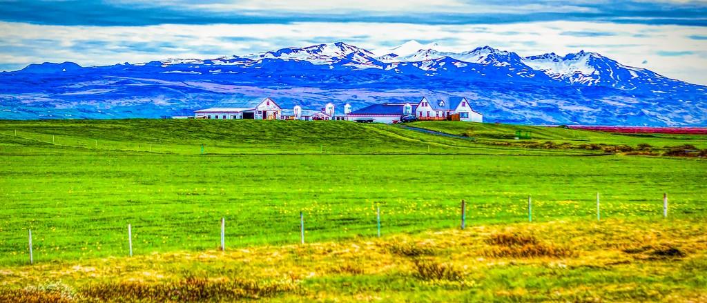 冰岛风采,彩色画布_图1-28