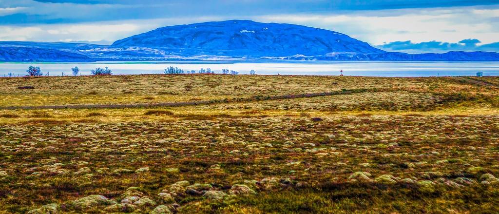 冰岛风采,彩色画布_图1-36