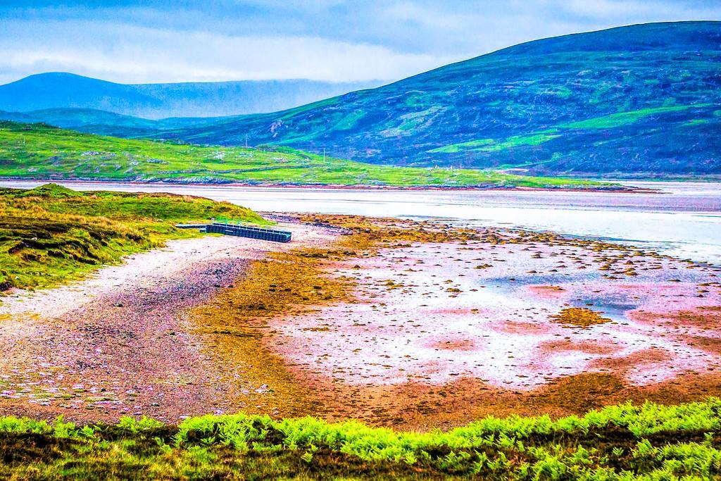 苏格兰美景,大地线条_图1-36