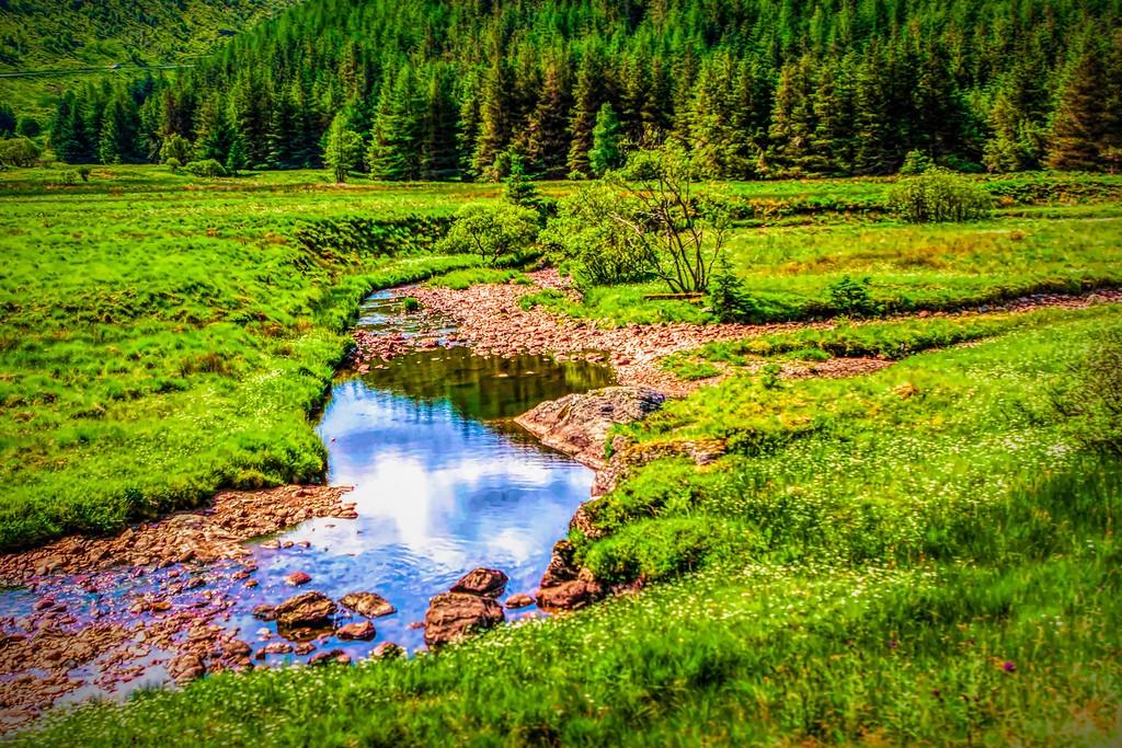 苏格兰美景,大地线条_图1-31