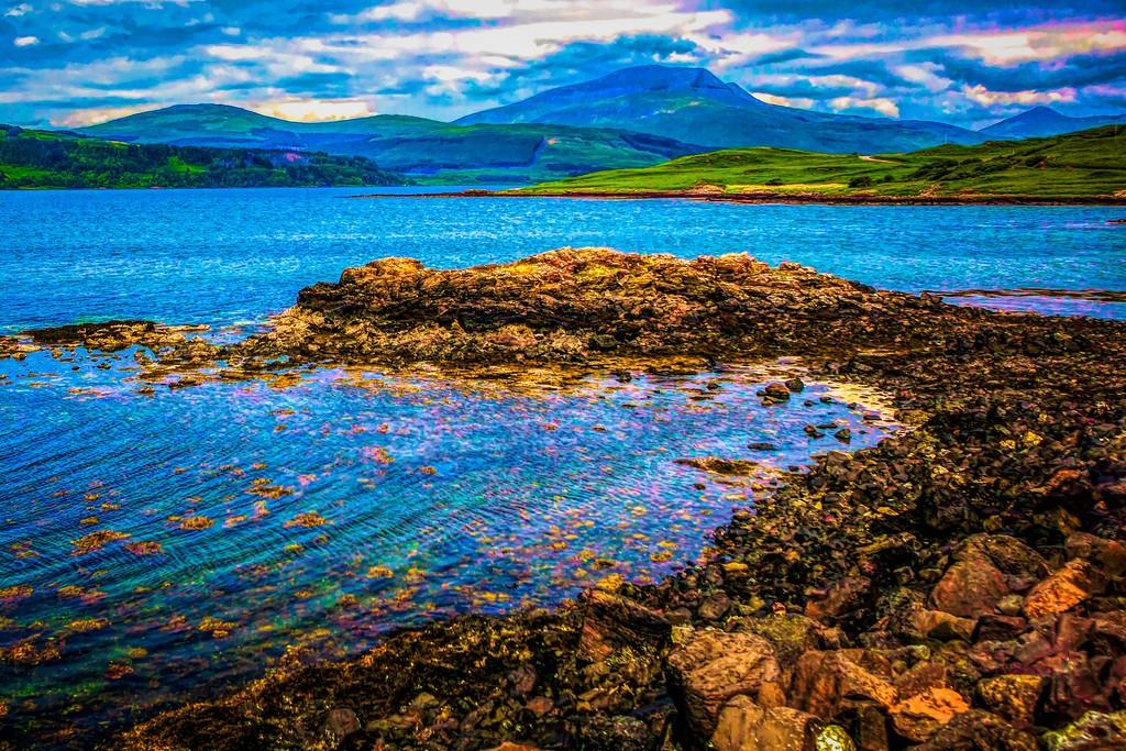 苏格兰美景,大地线条_图1-27