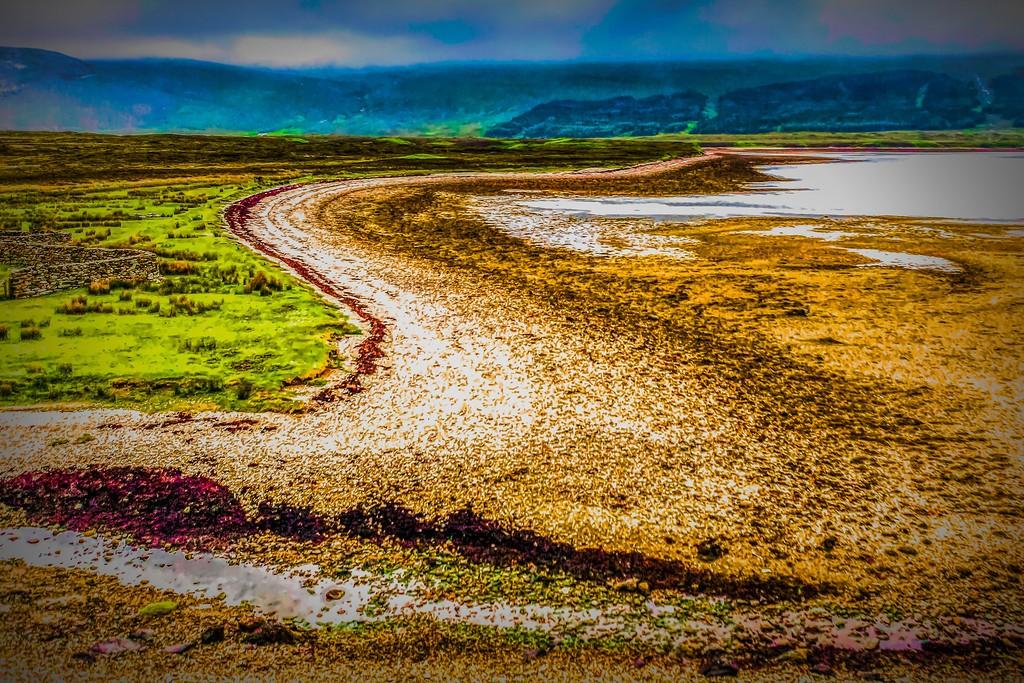 苏格兰美景,大地线条_图1-26