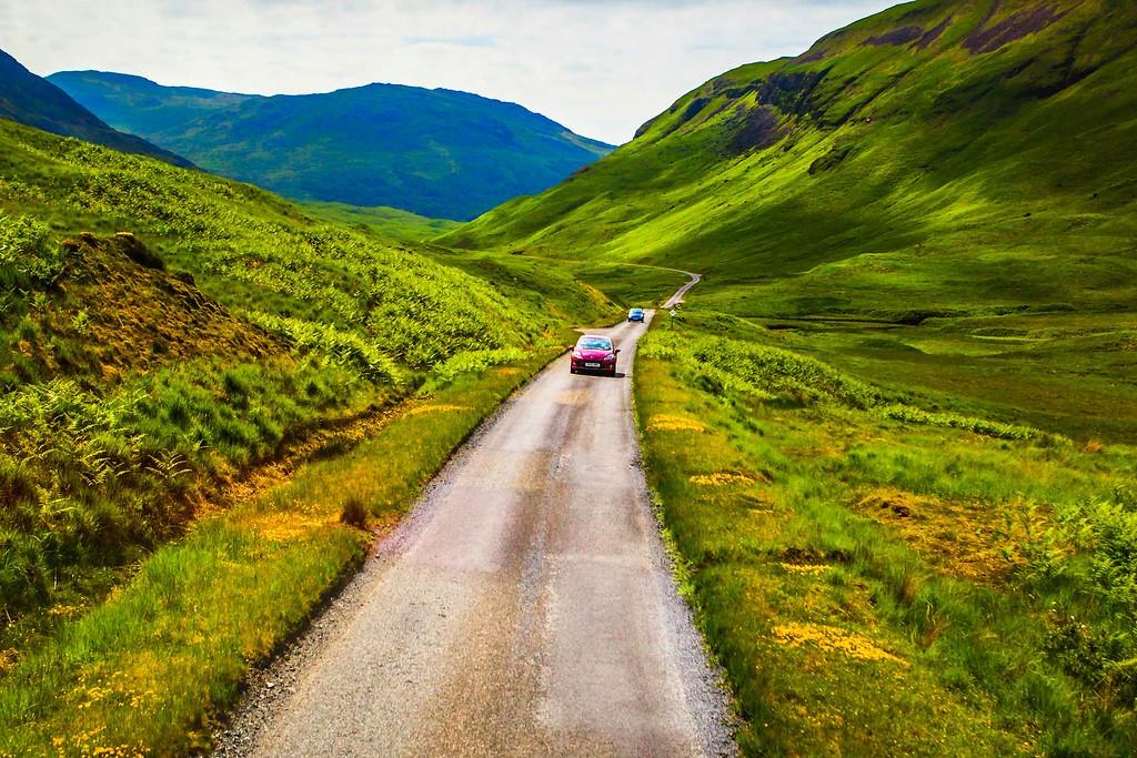苏格兰美景,大地线条_图1-19