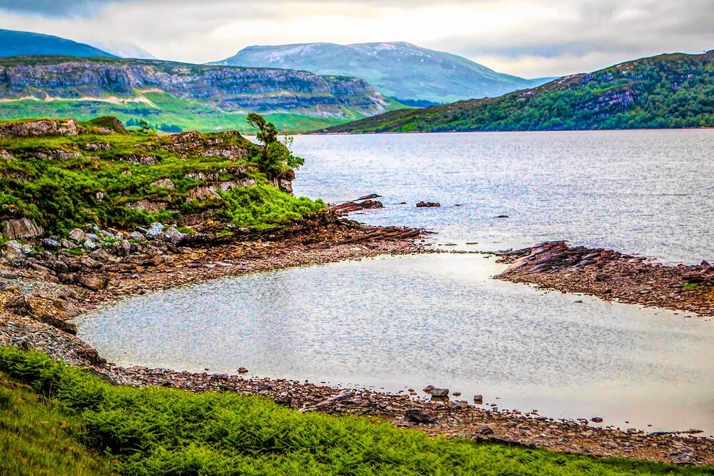 苏格兰美景,大地线条_图1-21
