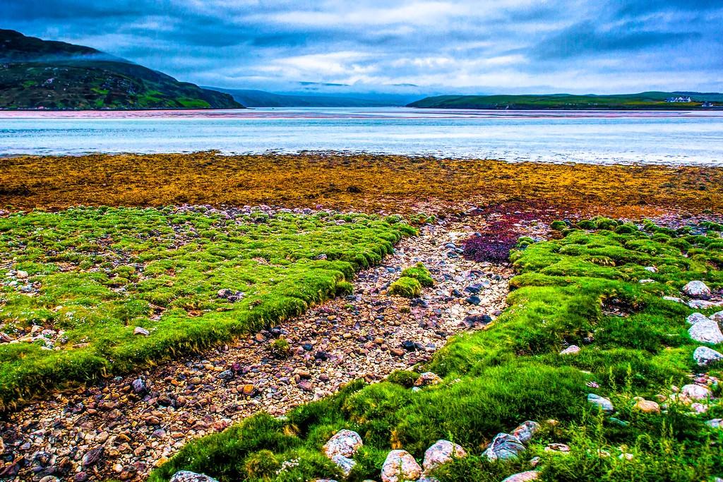 苏格兰美景,大地线条_图1-7