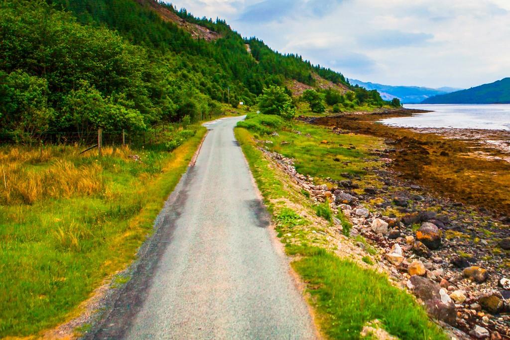 苏格兰美景,大地线条_图1-2