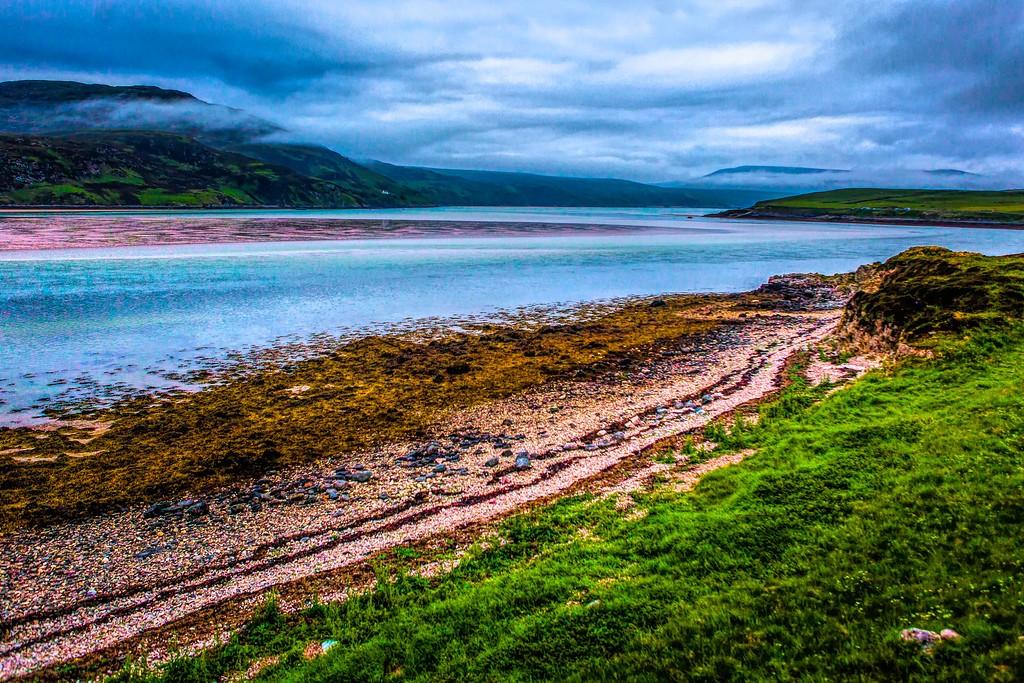 苏格兰美景,大地线条_图1-4