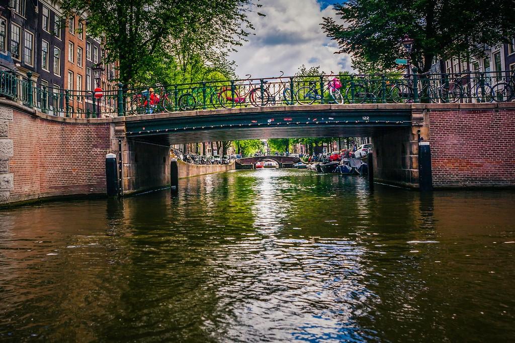 荷兰阿姆斯特丹,城市速写_图1-37