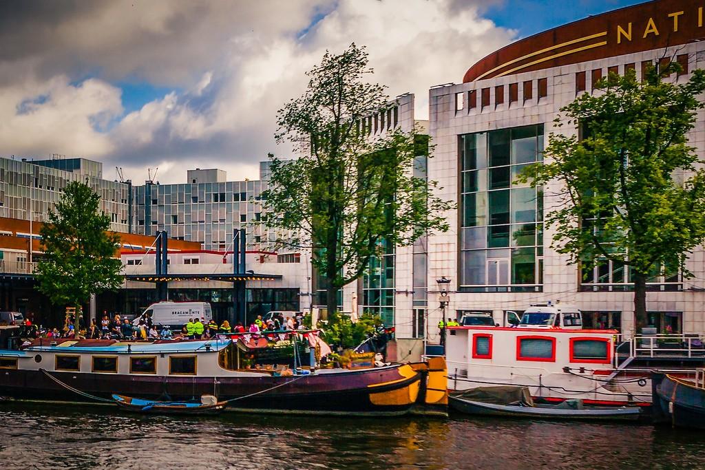 荷兰阿姆斯特丹,城市速写_图1-40