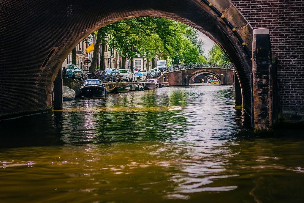 荷兰阿姆斯特丹,城市速写_图1-33