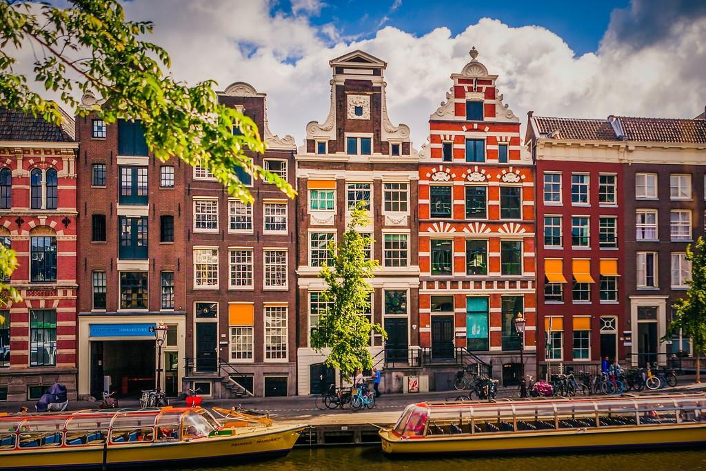 荷兰阿姆斯特丹,城市速写_图1-38