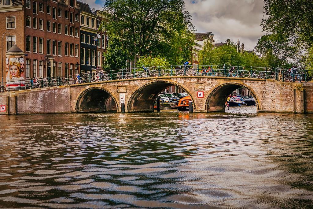 荷兰阿姆斯特丹,城市速写_图1-36