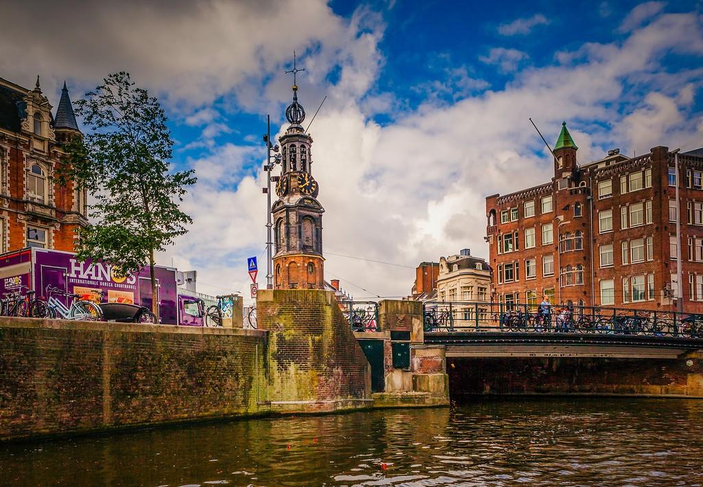 荷兰阿姆斯特丹,城市速写_图1-32