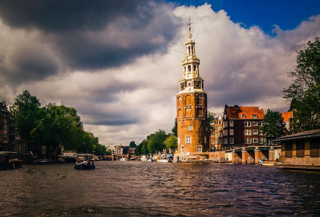 荷兰阿姆斯特丹,城市速写_图1-31