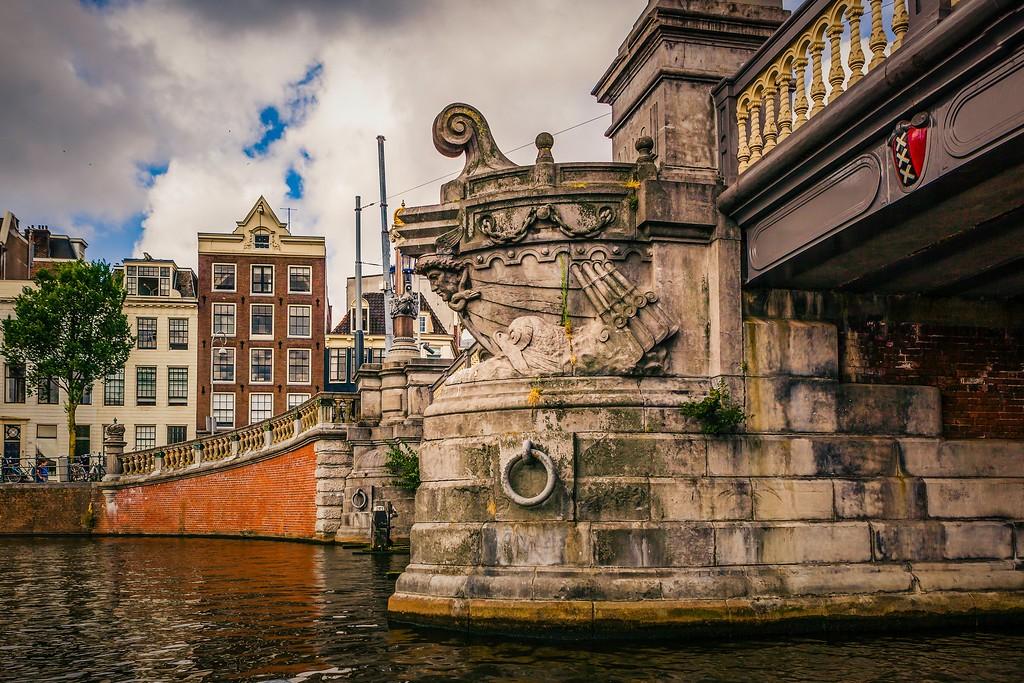 荷兰阿姆斯特丹,城市速写_图1-30