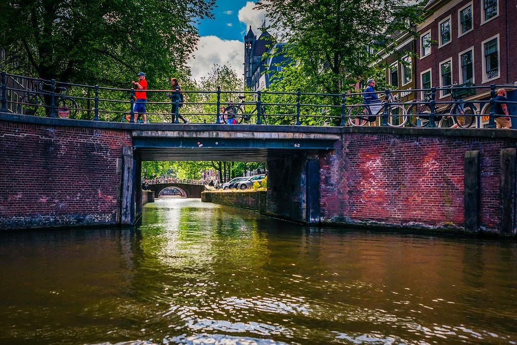 荷兰阿姆斯特丹,城市速写_图1-28