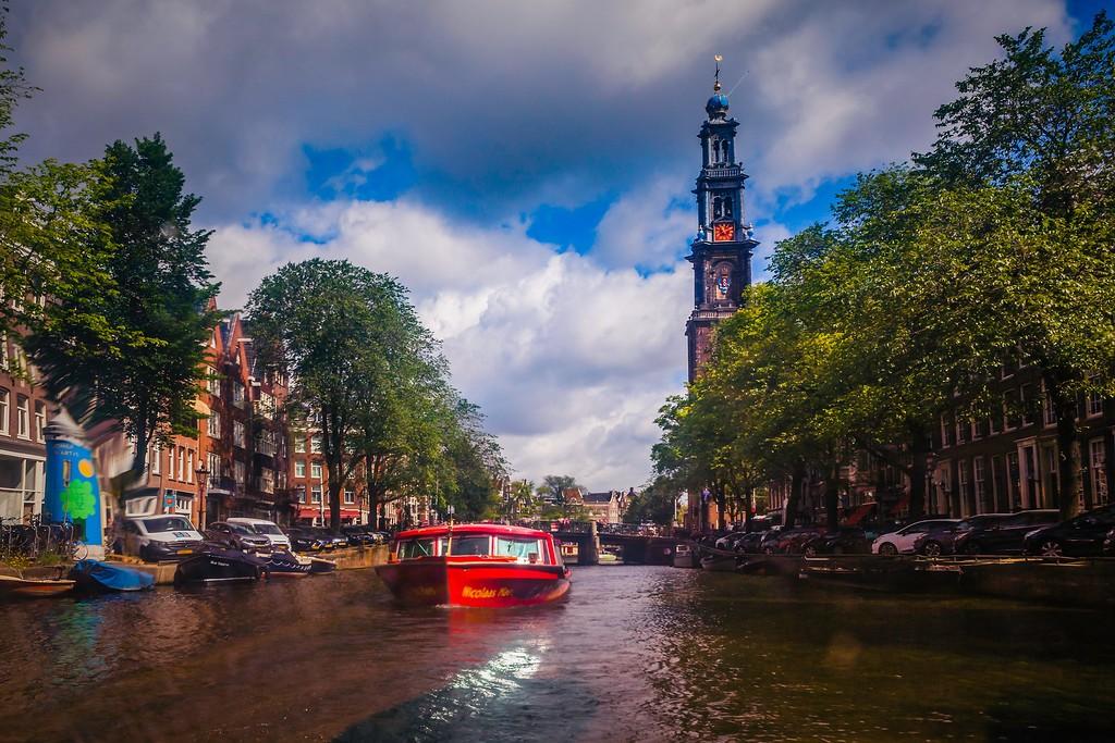 荷兰阿姆斯特丹,城市速写_图1-24