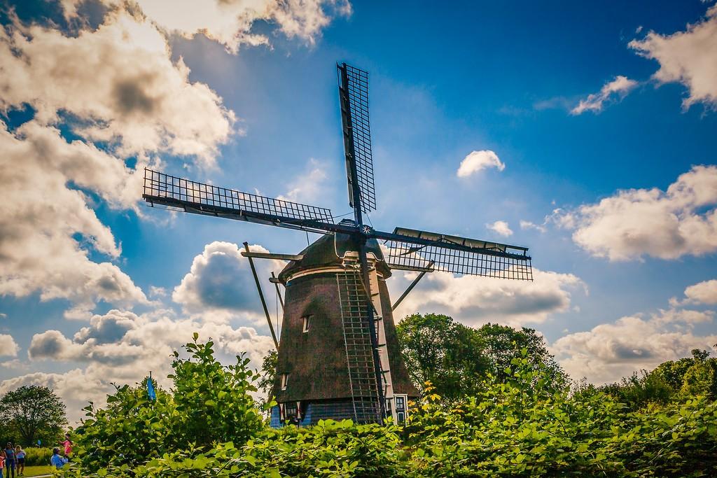 荷兰阿姆斯特丹,城市速写_图1-22