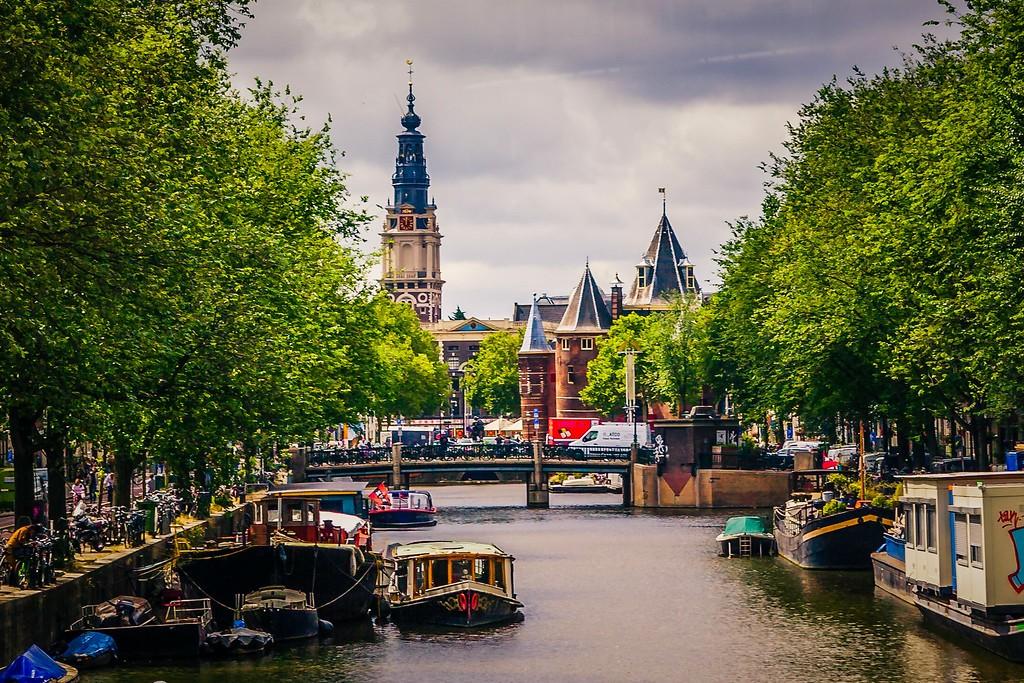 荷兰阿姆斯特丹,城市速写_图1-21