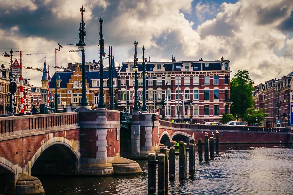 荷兰阿姆斯特丹,城市速写_图1-8