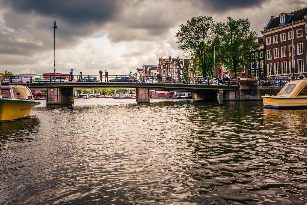 荷兰阿姆斯特丹,城市速写_图1-6