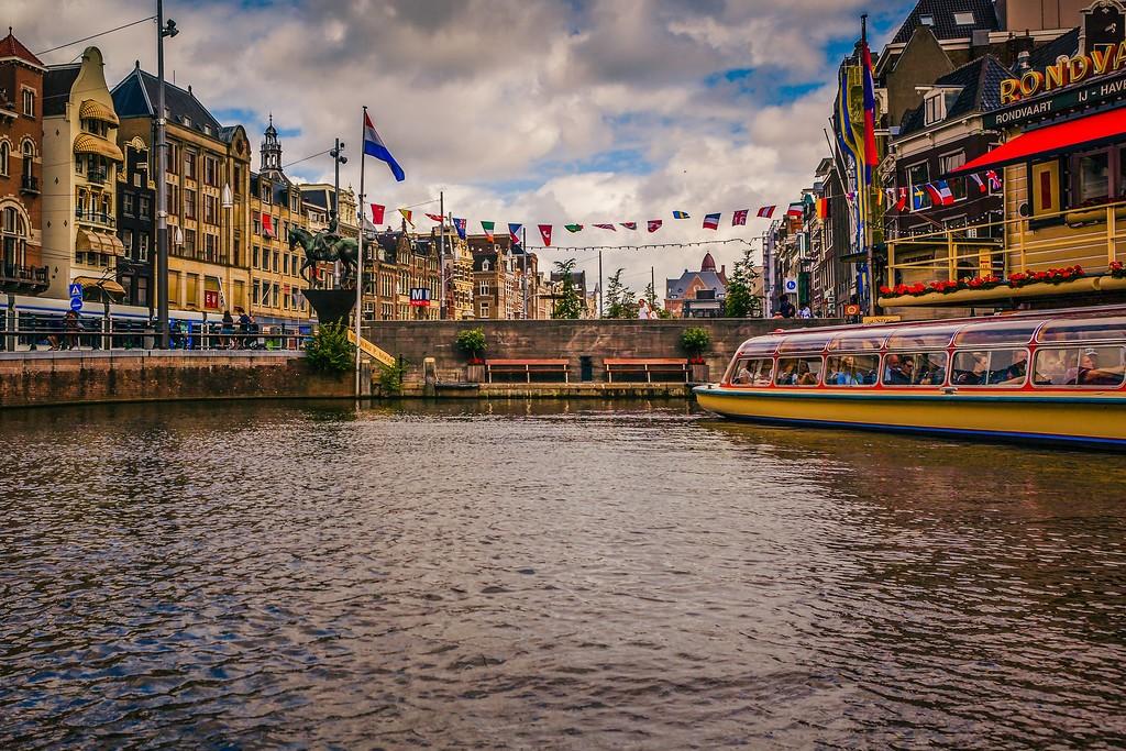 荷兰阿姆斯特丹,城市速写_图1-5