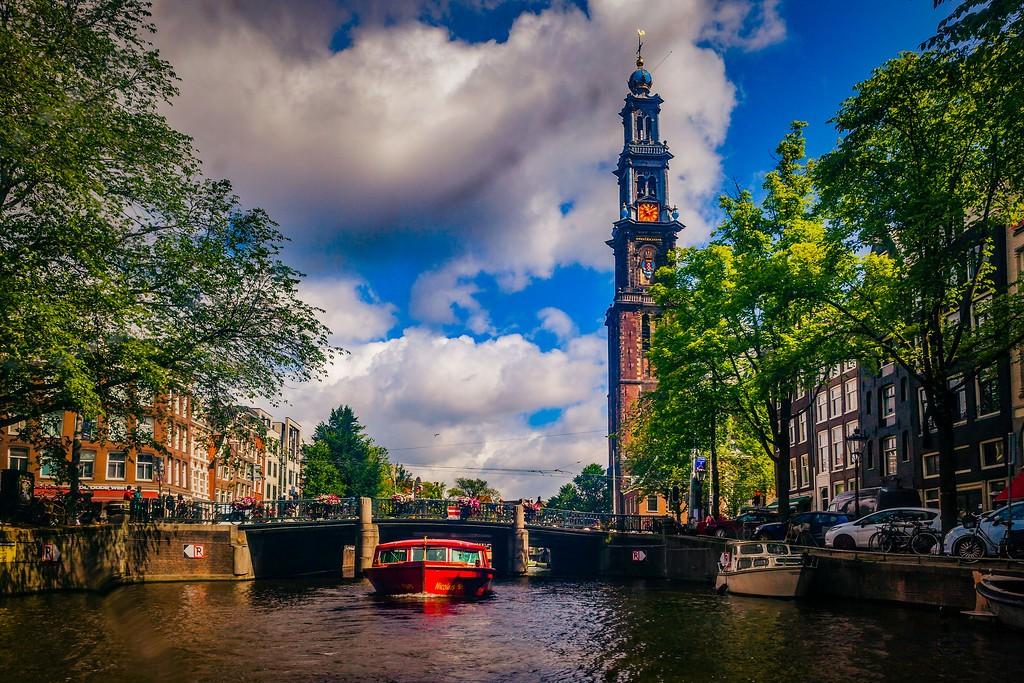 荷兰阿姆斯特丹,城市速写_图1-12