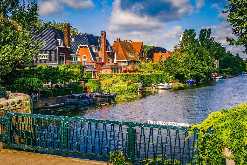 荷兰阿姆斯特丹,城市速写_图1-16