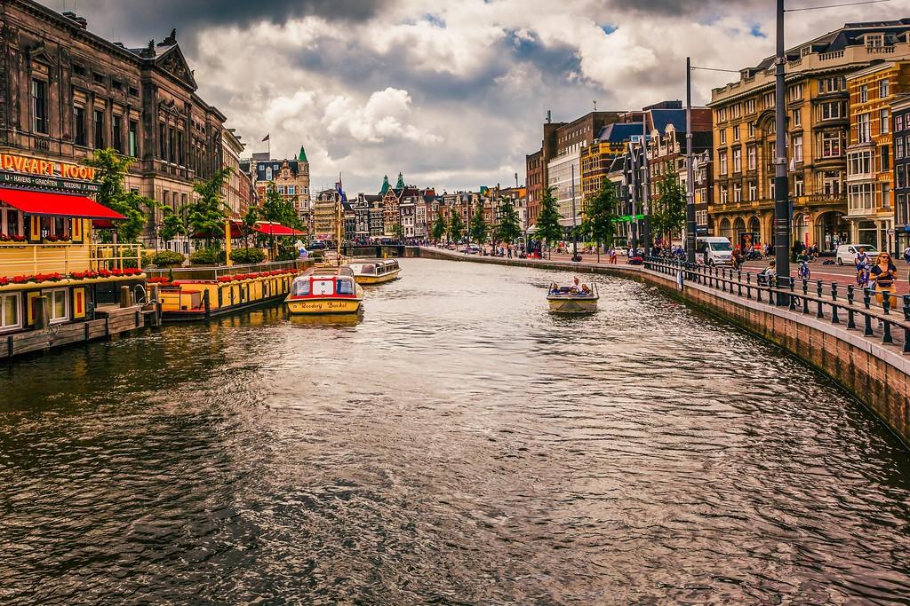 荷兰阿姆斯特丹,城市速写_图1-15