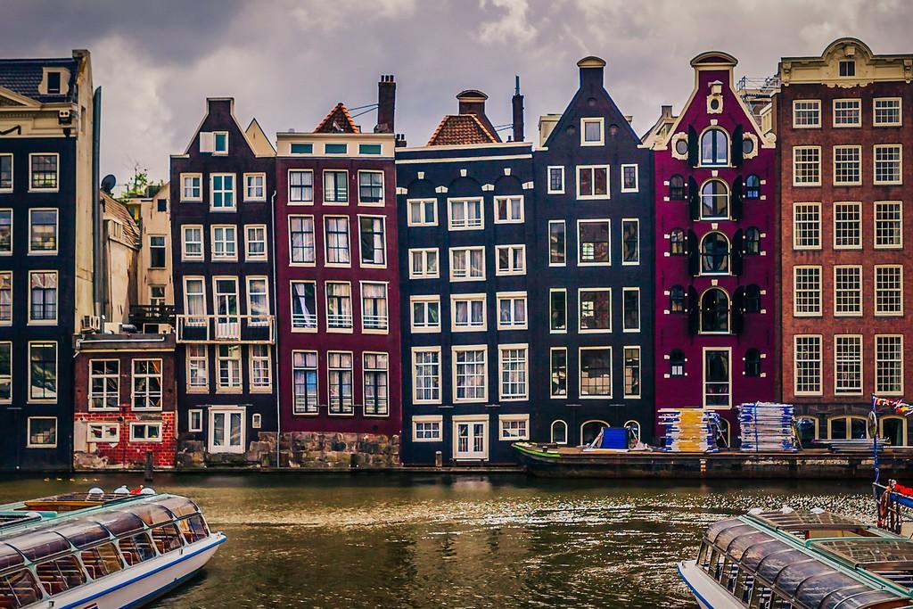 荷兰阿姆斯特丹,城市速写_图1-19