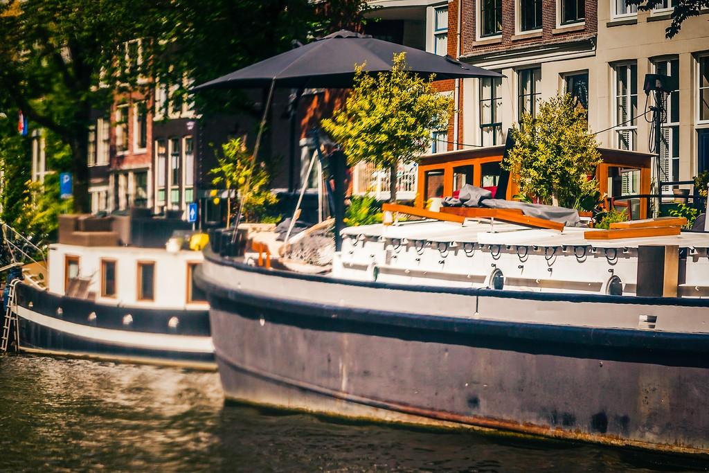荷兰阿姆斯特丹,城市速写_图1-17