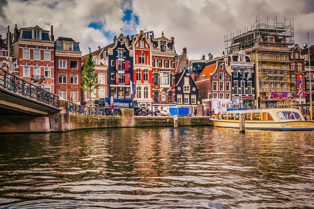 荷兰阿姆斯特丹,城市速写_图1-14