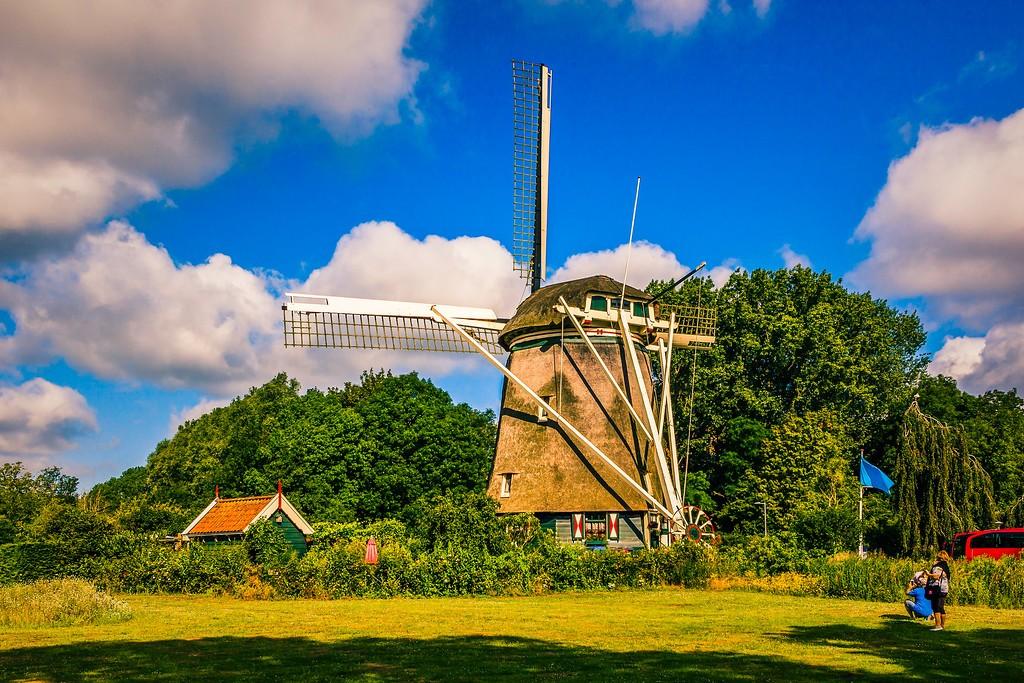 荷兰阿姆斯特丹,城市速写_图1-13