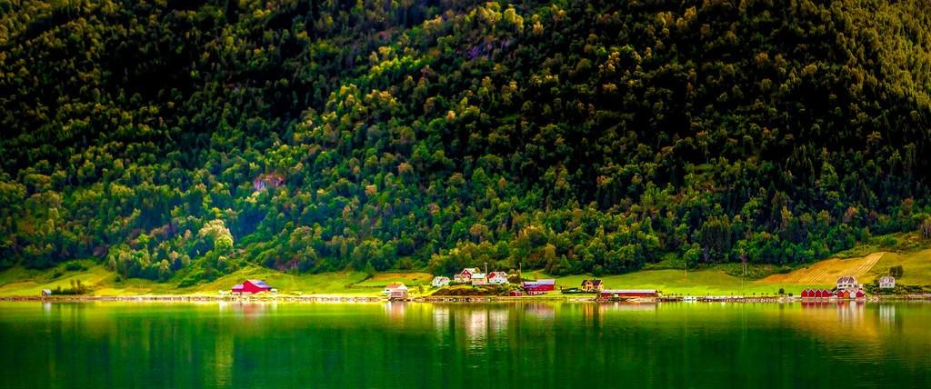 北欧风光,景色迷人_图1-11