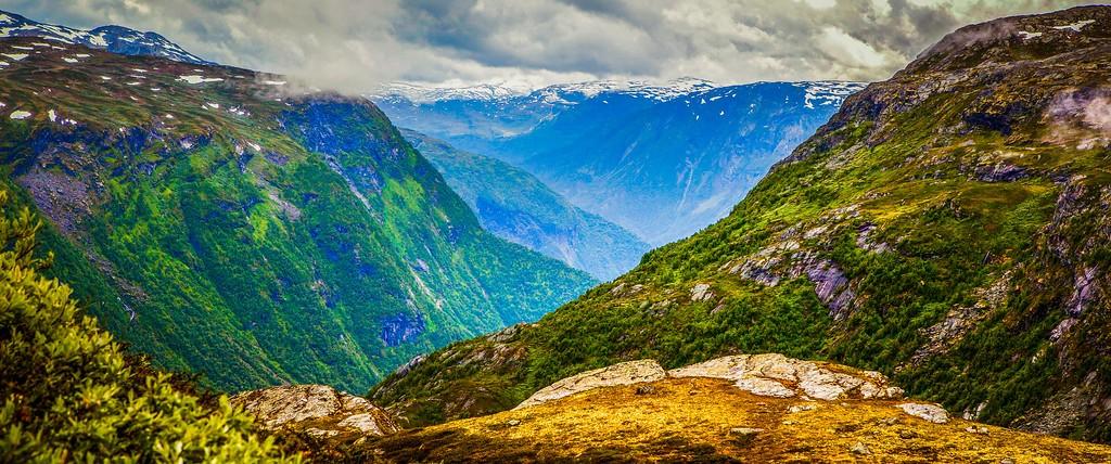 北欧风光,景色迷人_图1-3